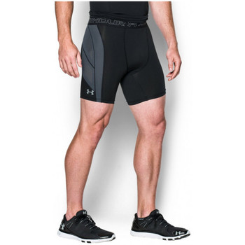 Vêtements Homme Shorts / Bermudas Under Armour Short  HeatGear CoolSwitch Supervent - 1277179-001 Noir