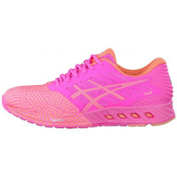 Chaussures Fille Baskets basses Asics FuzeX Junior - T6K8N-2076 Rose