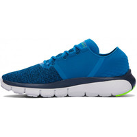 Chaussures Homme Baskets basses Under Armour Basket  SpeedForm Fortis 2 - 1284470-779 Bleu