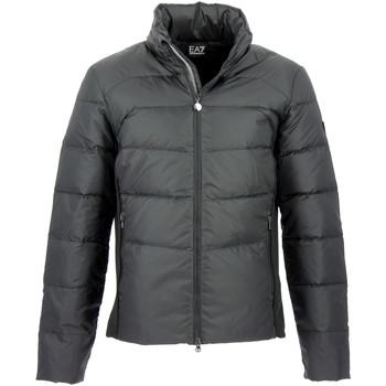 Vêtements Homme Doudounes Emporio Armani EA7 Doudoune EA7 Down Jacket Emporio Armani Noir