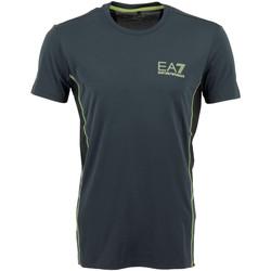 Vêtements Homme T-shirts manches courtes Emporio Armani EA7 Tee-shirt  - 6XPT63-PJ14Z-1578 Bleu