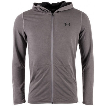 Vêtements Homme Sweats Under Armour Sweat  Threadborne Fitted FZ - 1290301-040 Gris