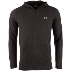Vêtements Homme Sweats Under Armour Sweat  Threadborne Fitted FZ - 1290301-001 Noir