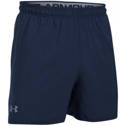 Vêtements Homme Shorts / Bermudas Under Armour Short  Qualifier 5 Woven - 1289626-410 Bleu