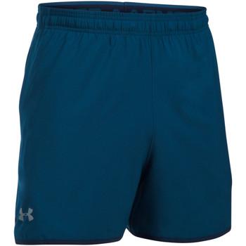 Vêtements Homme Shorts / Bermudas Under Armour Short  Qualifier 5 Woven - 1289626-997 Bleu