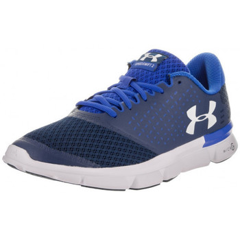Chaussures Homme Baskets basses Under Armour Basket  Micro G Speed Swift 2 - 1285683-997 Bleu