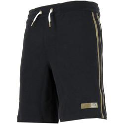 Vêtements Homme Shorts / Bermudas Emporio Armani EA7 Short  - 3YPS69-PJ28Z-1200 Noir