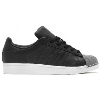 Chaussures Femme Baskets basses adidas Originals Basket  SUPERSTAR METAL TOE W