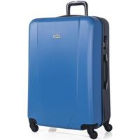Sacs Valises Rigides Itaca Valise grand -abs- Bleu/anthracite