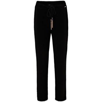 Vêtements Femme Pantalons de survêtement Guess Jogging Femme Franges Noir 38