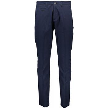 Vêtements Homme Chinos / Carrots Guess Pantalon Homme Alain Bleu 19