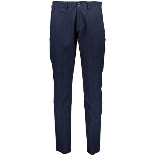 Vêtements Homme Chinos / Carrots Guess Pantalon Homme Alain Bleu Bleu