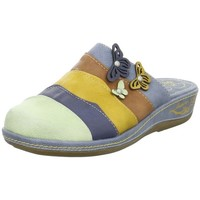 Chaussures Homme Sabots Mustang Shoes Clogs Bleu