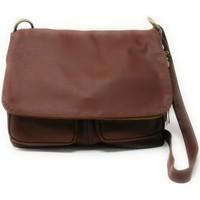 Sacs Femme Sacs porté épaule Oh My Bag Sac à Main cuir bandoulière femme - Modèle Avril (gd modèle) mar MARRON MOYEN
