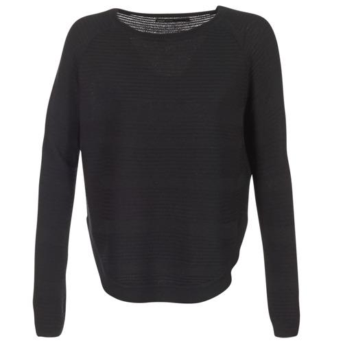 Vêtements Femme Pulls Only CAVIAR Noir