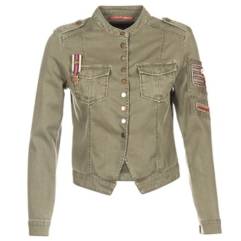 Vêtements Femme Vestes / Blazers Only NEW AUSTIN Kaki