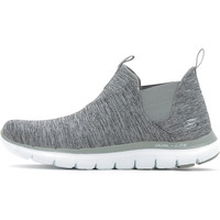 Chaussures Femme Running / trail Skechers Flex Appeal 2.0 High Card Gray