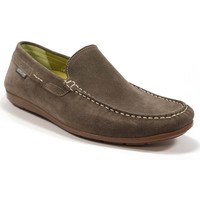 Chaussures Homme Mocassins Mephisto ALGORAS Gris