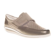 Chaussures Femme Slips on Ara 36341 Gris