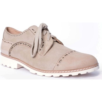 Chaussures Femme Derbies Fugitive WILLER Marron