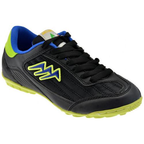 Chaussures Enfant Football Agla K350 Outdoor Mini Foot Noir