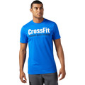 Vêtements Homme T-shirts manches courtes Reebok Sport T-shirt  CrossFit SpeedWick F.E.F T-shirt Graphic Bleu