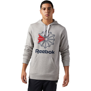 Vêtements Homme Sweats Reebok Classic Star Hoodie Gris