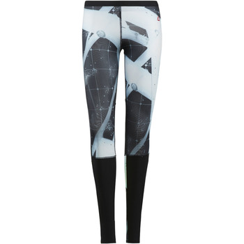 Vêtements Femme Leggings Reebok Sport Legging de compression  CrossFit - motif Heleorig Noir