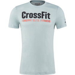 Vêtements Homme T-shirts manches courtes Reebok Sport T-shirt  CrossFit SpeedWick F.E.F T-shirt Graphic Grey