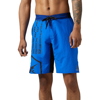 Vêtements Homme Shorts / Bermudas Reebok Sport Short Epic Lightweight Bleu