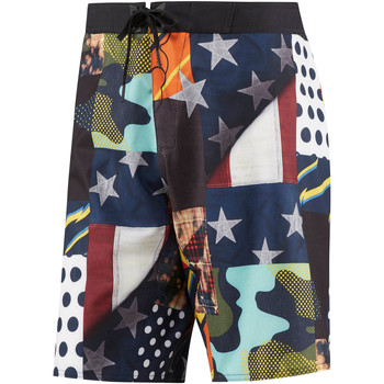 Vêtements Homme Shorts / Bermudas Reebok Sport Short de training CrossFit Super Nasty Multicolour