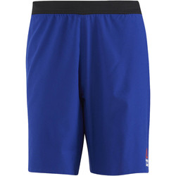 Vêtements Homme Shorts / Bermudas Reebok Sport Short de training  CrossFit Super Nasty Speed II Blue
