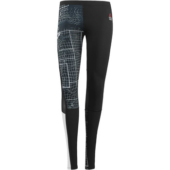 Vêtements Femme Leggings Reebok Sport CrossFit Compression Legging Noir