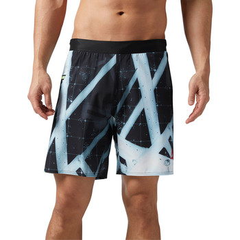 Vêtements Homme Shorts / Bermudas Reebok Sport Short de training  CrossFit Games Super Nasty Speed Noir