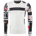 Reebok Sport T-shirt de compression à manches longues  CrossFit
