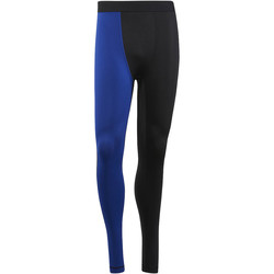 Vêtements Homme Leggings Reebok Sport Collant de compression Blue