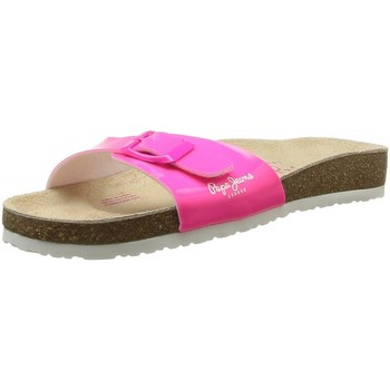 Chaussures Femme Mules Pepe jeans Mules  Oban PLS90024 347 Rose