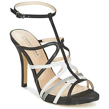 Chaussures Femme Sandales et Nu-pieds Menbur DARRO Noir