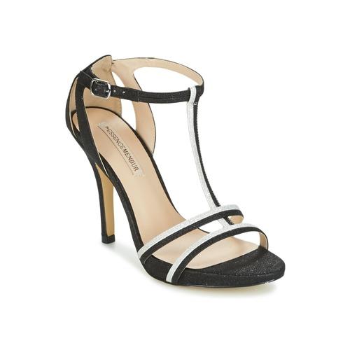Chaussures Femme Sandales et Nu-pieds Menbur LOJA Noir