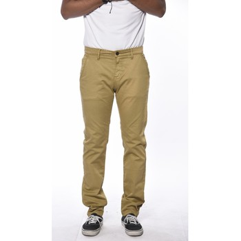 Vêtements Homme Chinos / Carrots Deeluxe PANTALON HOMME LAWSON sable
