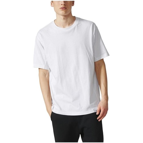 Vêtements Homme T-shirts manches courtes adidas Originals CAMISETA  X BY O SS TEE Blanc