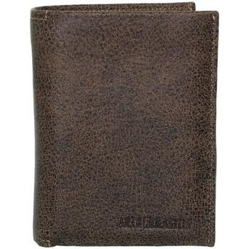 Sacs Homme Portefeuilles Arthur & Aston Portefeuille Arthur et Aston en cuir ref_ast37383-b-marron marron