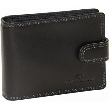 Sacs Homme Portefeuilles Gil Holsters Porte-cartes en cuir vachette ref_xga31949 Black