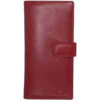 Sacs Femme Portefeuilles Gil Holsters Compagnon  en cuir ref_xga30949-rouge rouge