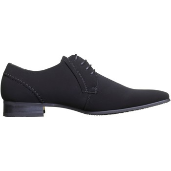 Chaussures Homme Derbies Reservoir Shoes Kim Black Lamy Noir