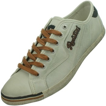 Chaussures Homme Baskets basses Redskins Upwardan Bleu-Beige