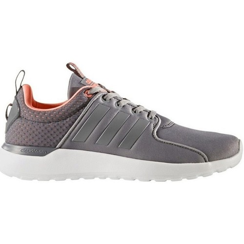 Chaussures Femme Baskets basses adidas Originals Neo Cloudfoam CF Lite Racer Gris-Orange