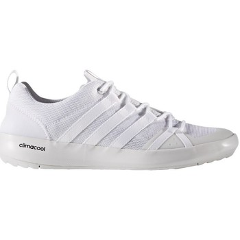 Chaussures Homme Baskets basses adidas Originals Terrex CC Boat Blanc
