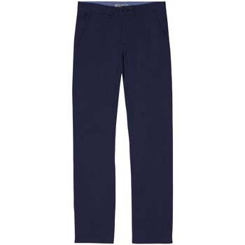 Vêtements Homme Chinos / Carrots Gentleman Farmer Chino Paley Bleu