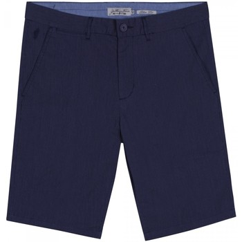 Vêtements Homme Shorts / Bermudas Gentleman Farmer Short chino Pacey Bleu